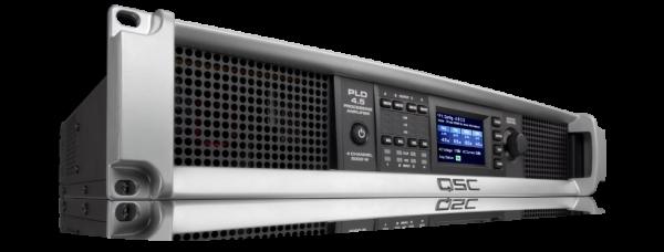 Endstufe QSC PLD4.5 4-Kanal DSP