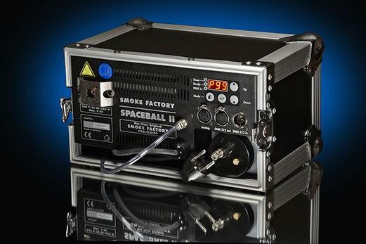 Smoke Factory Spaceball II Nebelmaschine