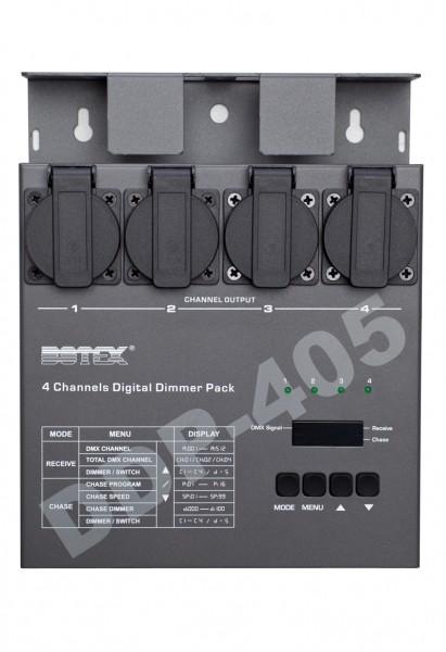 4 Kanal DMX Dimmer