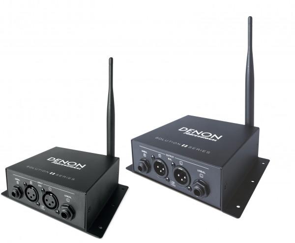 Denon DN-202 Audio Funkübertragungs-Set 2,4GHz