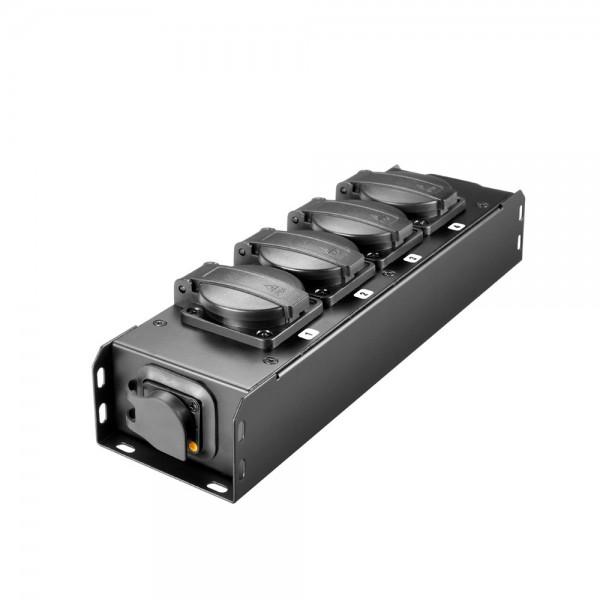 Stromverteiler PROPORT 4fach PowerCon True