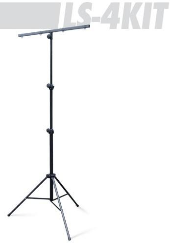 Lichtstativ mit Querbar bis 320 cm