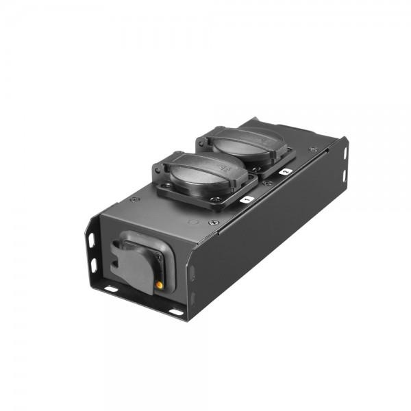 Stromverteiler PROPORT 2fach PowerCon True