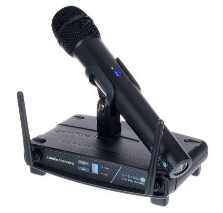 Drahtloses Mikrofonsystem mit Handsender ATW-1102 2,4GHz
