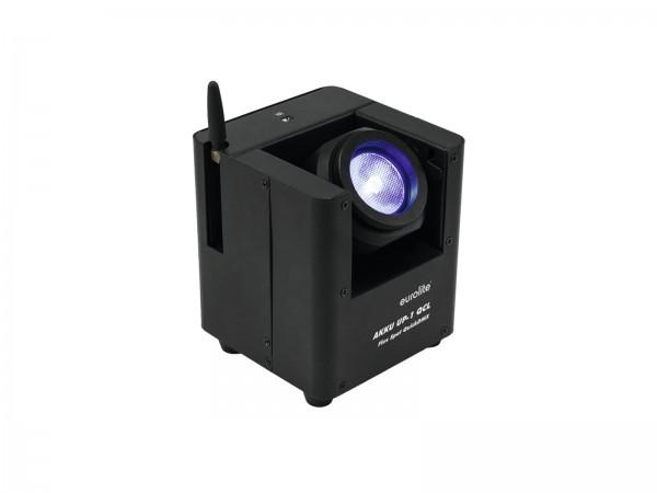 EUROLITE AKKU UP-1 QCL Flex Spot QuickDMX